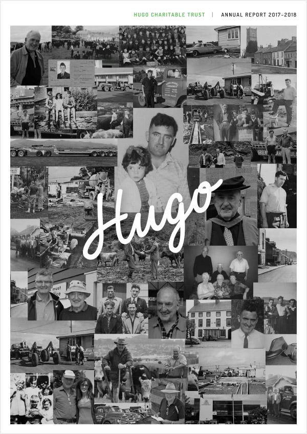 Hugo Annual Report 2017-2018