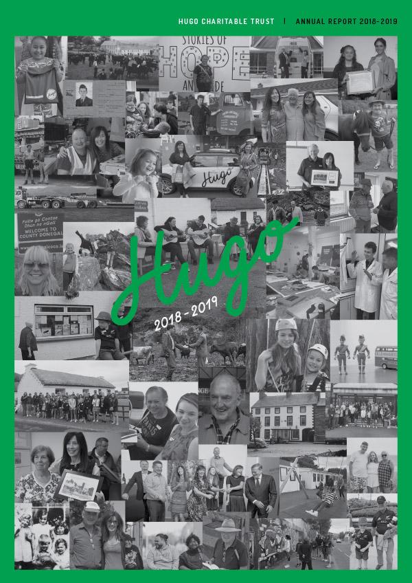 Hugo Annual Report 2018-2019
