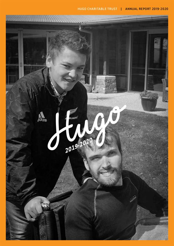 Hugo Annual Report 2019-2020