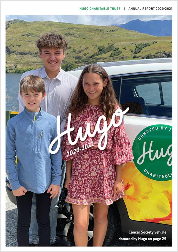 Hugo Annual Report 2020-2021